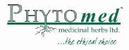 Phytomed logo - the ethical choice-309-649-649