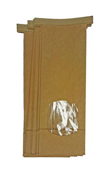 Small brown paper bags for dispensing dried herbs (10 pack)