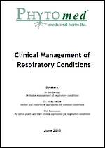 SEMINAR NOTES  Clinical Management of Respiratory Conditions